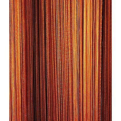 Кисея нитяная штора на кулиске радуга №124 (R-124), фото 2