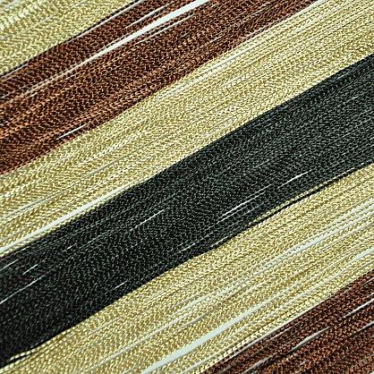 Кисея нитяная штора на кулиске радуга №8914 (R-8914), фото 2