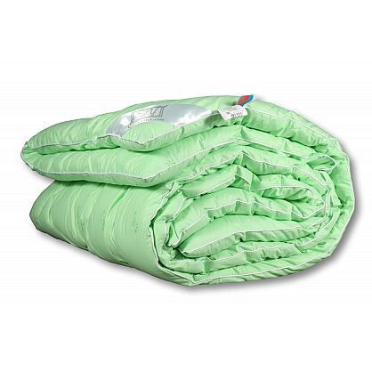 "Одеяло ""Бамбук"", теплое, зеленый (al-100011-gr), фото 1"