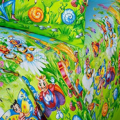 """КПБ бязь для детей """"Маленькая страна"""" (1.5 спальный) (arp-100581), фото 2"""