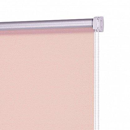 "Рулонная штора ролло блэкаут ""Аспен"", розовое дерево (ax-200061-gr), фото 3"
