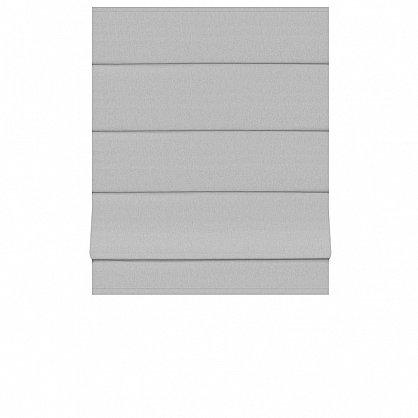 """Римская штора димаут """"Глэм серебро"""" (ax-200046-gr), фото 4"""