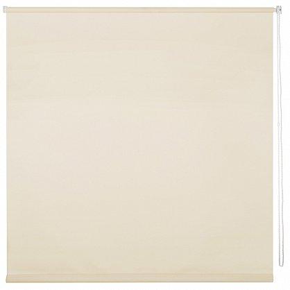 "Рулонная штора ролло ""Холст"", молочный (ax-200024-gr), фото 3"