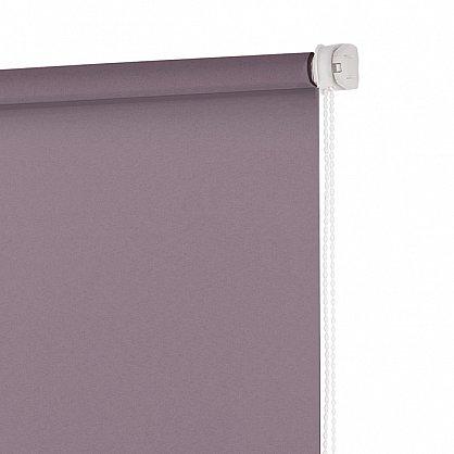 """Рулонная штора ролло """"Лаванда"""", фиолетовый, 80 см (ax-100366), фото 4"""