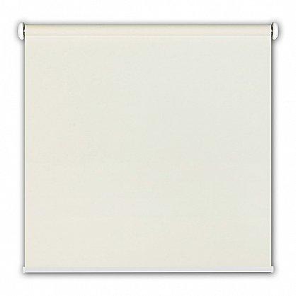"Рулонная штора ролло ""Однотонная"", молочный, 40 см (ax-100278), фото 1"