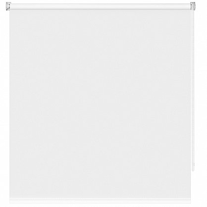 "Рулонная штора ролло однотонная ""Белый"" (ax-200065-gr), фото 3"