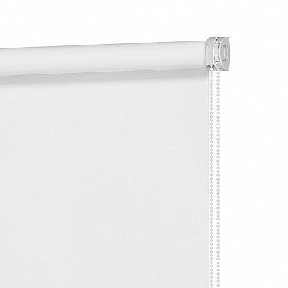 "Рулонная штора ролло однотонная ""Белый"" (ax-200065-gr), фото 4"