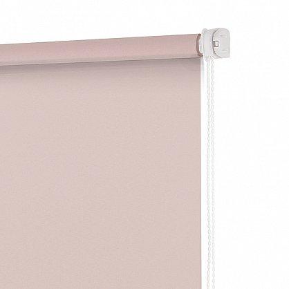 """Рулонная штора ролло """"Пыльная роза"""", розовый, 80 см (ax-100336), фото 4"""