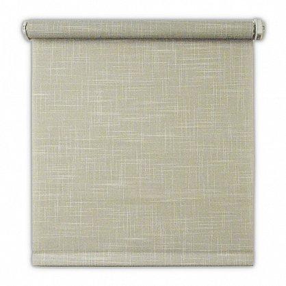 "Рулонная штора ролло ""Шантунг"", серый, 40 см (ax-100223), фото 3"