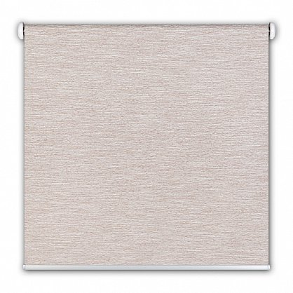 "Рулонная штора ролло blackout ""Штрих"", коричневый, 80 см (ax-100196), фото 3"