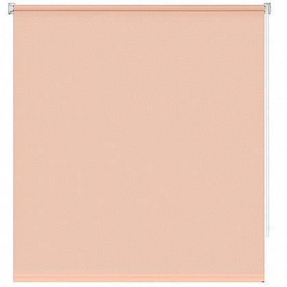 """Рулонная штора ролло жаккард """"Аспен"""", розовое дерево (ax-200060-gr), фото 3"""