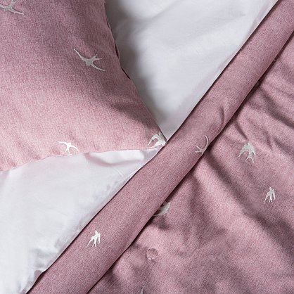 """Покрывало """"Прайм"""", розовый, 230*250 см (bl-100822), фото 4"""