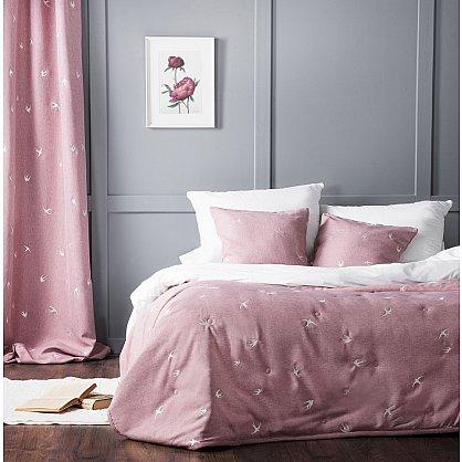"""Покрывало """"Прайм"""", розовый, 230*250 см (bl-100822), фото 1"""