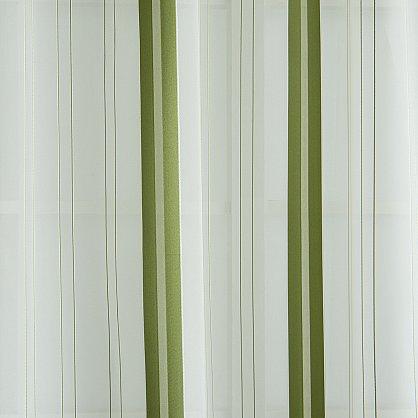 """Тюль """"Стэнфорд Зеленый"""", 440*275 см (ml-100421), фото 2"""