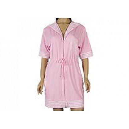 Халат женский Virginia Secret, Розовый, р. S/M (44-46) (tg-100010), фото 2