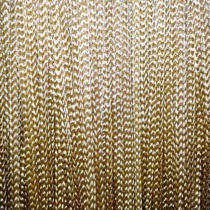 Кисея нитяная штора на кулиске Big larce - Бежевая (BL-14), фото 1