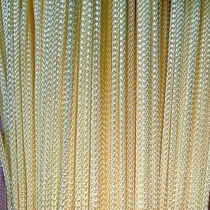 Кисея нитяная штора на кулиске Big larce - Шампань (BL-13), фото 1