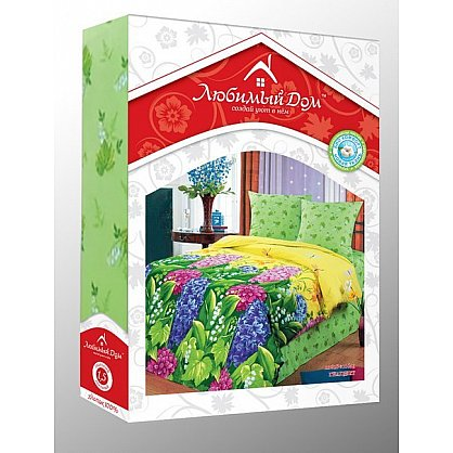 КПБ 2,0 БИО Комфорт 'Любимый дом' КБЛд-21 рис.10888/10889 вид 1 Орхидея (201253), фото 2