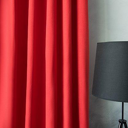 Комплект штор БИЛЛИ, красный (bl-01-109-06-gr), фото 3