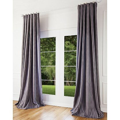 Комплект штор Риволи, серый, 240*250 см (bl-100134), фото 1