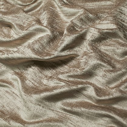 Комплект штор Бархат, бежевый, 200*260 см (bl-100169), фото 2
