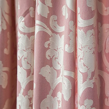 Комплект штор Уильям, розовый (bl-200039-gr), фото 2