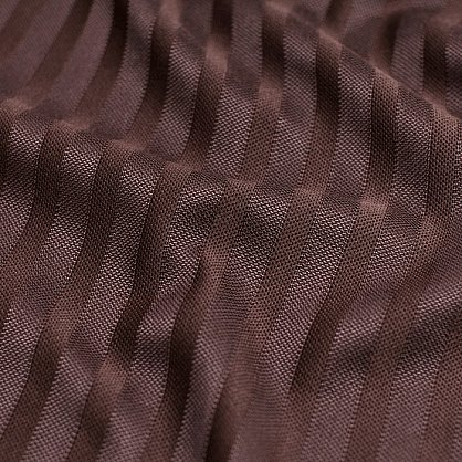 Комплект штор Наоми, коричневый, 200*270 см (bl-100121), фото 2
