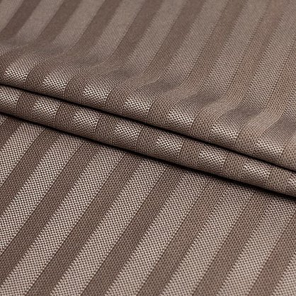 Комплект штор Наоми, светло-коричневый, 200*270 см (bl-100123), фото 2