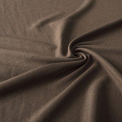 Комплект штор Кирстен, шоколадный, бежево-коричневый (bl-200171-gr), фото 3