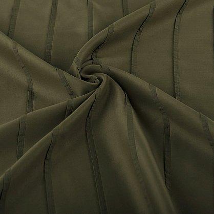 Комплект штор Алекс, оливковый (bl-200175-gr), фото 3