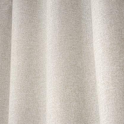 Комплект штор блэкаут-лен В505-4, кремовый (bt-200346-gr), фото 3