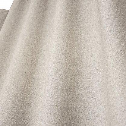 Комплект штор блэкаут-лен В505-4, кремовый (bt-200346-gr), фото 4