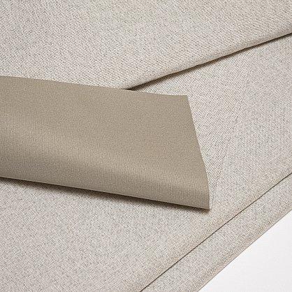 Комплект штор блэкаут-лен В505-4, кремовый (bt-200346-gr), фото 5