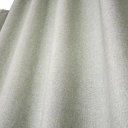 Комплект штор блэкаут-лен В505-8, оливковый (bt-200347-gr), фото 4
