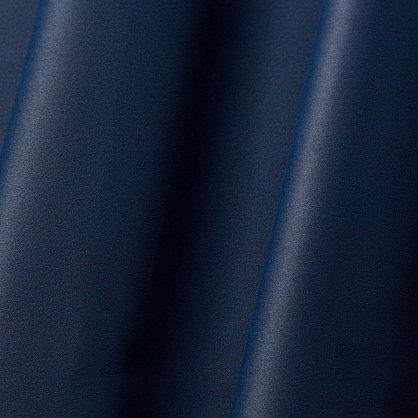 Комплект портьер блэкаут однотонный B501-6, синий, 150*270 см (bt-100068), фото 2