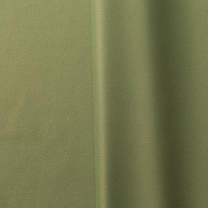 Комплект портьер блэкаут однотонный B501-8, оливковый, 300*250 см (bt-100110), фото 2