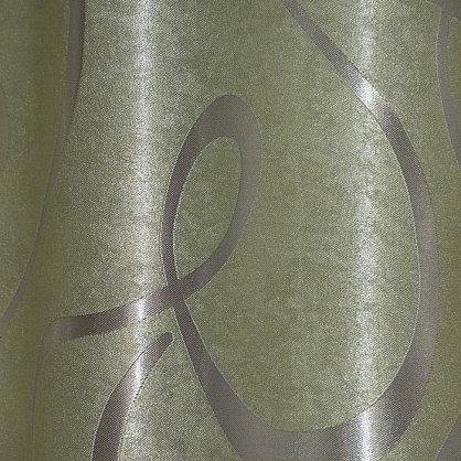 Комплект портьер блэкаут-софт B530-6, оливковый (bt-200238-gr), фото 3