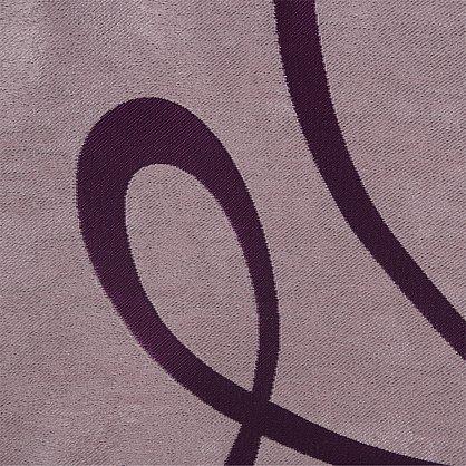 Комплект штор блэкаут-софт B531-6, пурпурный светлый (bt-200303-gr), фото 3