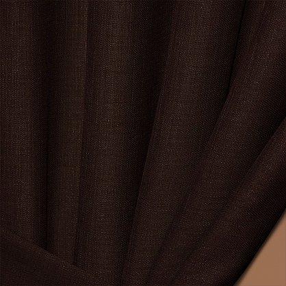 Комплект штор К332-1, темно-коричневый (bt-200115-gr), фото 2