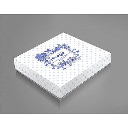 КПБ Сатин Twill дизайн 569 (Евро)-A (tg-TPIG6-569-1038-A), фото 2