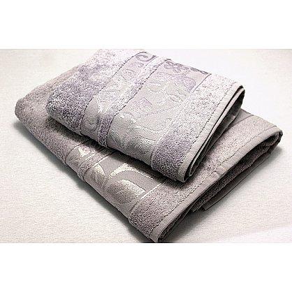 """Набор полотенец """"Класс"""" в новогодней упаковке,серый, малый (F-class-sery-m), фото 3"""