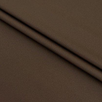 """Портьеры негорючие """"Эллипс"""", коричневый , 145*270 см (bl-100910), фото 2"""