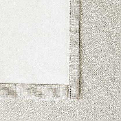 """Портьеры негорючие """"Эклипсо"""", айвори, 145*280 см (bl-100894), фото 3"""