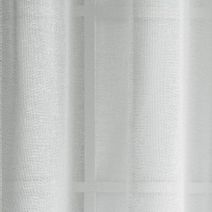 """Комплект штор """"Гинко Белый"""" (ml-200269-gr), фото 2"""