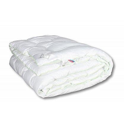 """Одеяло """"Алоэ"""", теплое, белый (al-100004-gr), фото 1"""