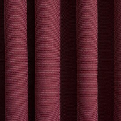 """Комплект штор """"Диана Бордовый"""", 190*290 см (ml-100109), фото 2"""