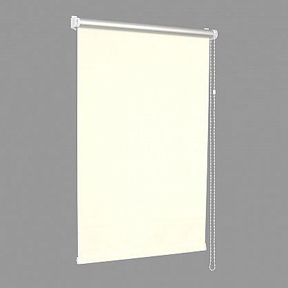 """Рулонная штора """"Сантайм Термо-Блэкаут Белый"""" (7900-gr), фото 2"""
