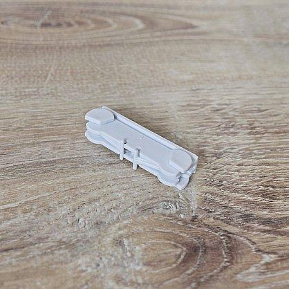 Гибкий карниз в рулоне, 1-рядный, белый, 500 см (df-102684), фото 6