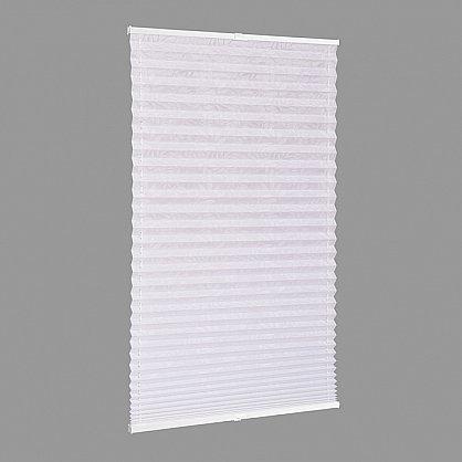 """Штора плиссе """"Белый"""", ширина 73 см (331-73), фото 8"""