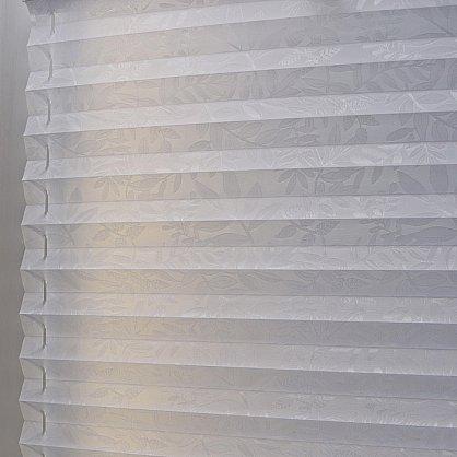 """Штора плиссе """"Белый"""", ширина 73 см (331-73), фото 5"""